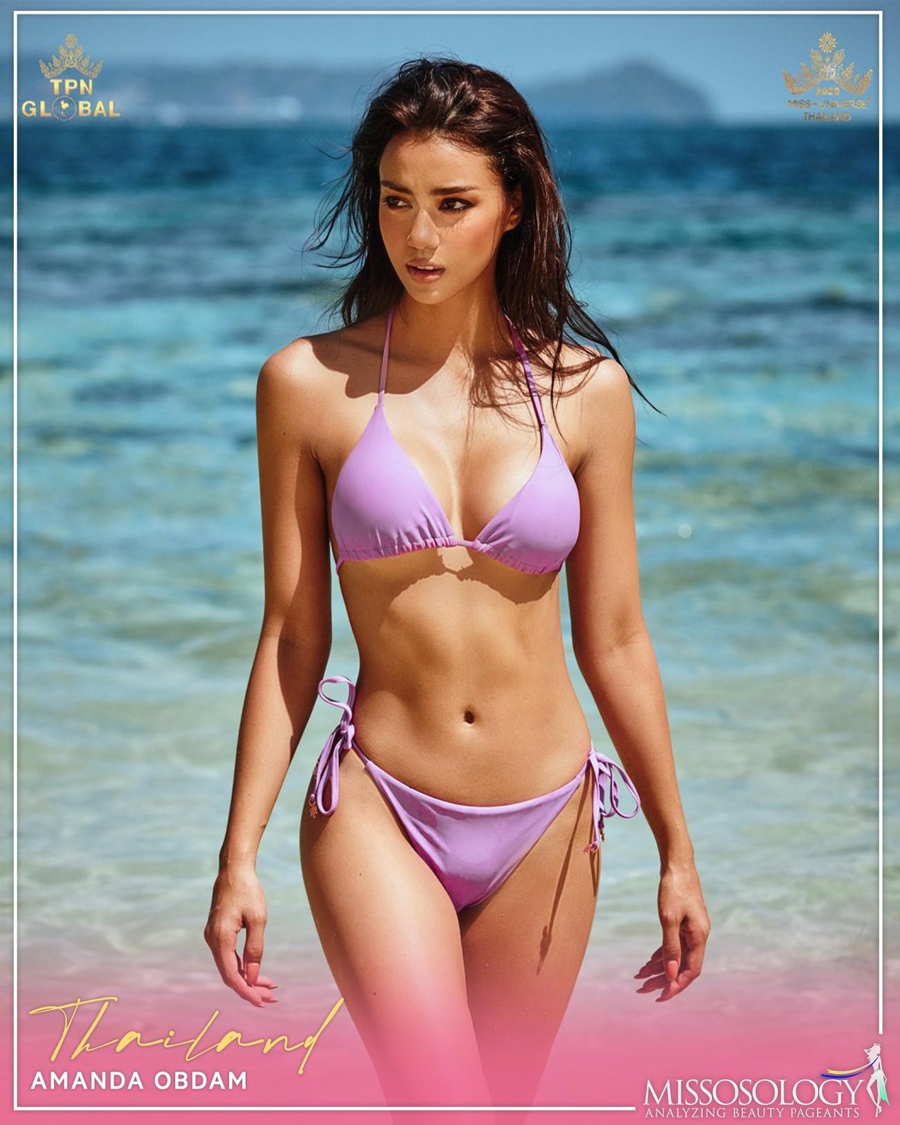 Khánh Vân và dàn thí sinh Miss Universe 2021 đọ sắc vóc nóng bỏng với bikini ảnh 2