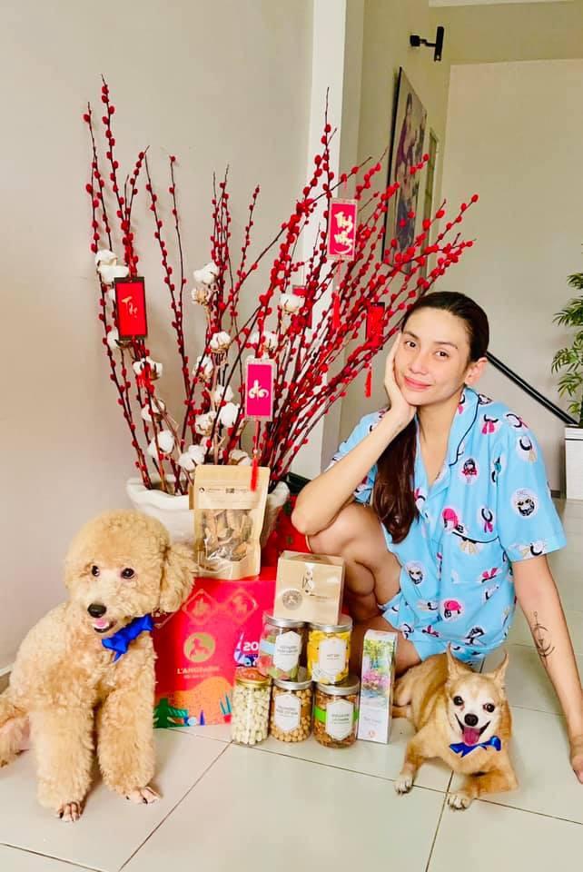 Tiểu Vy khoe body cực phẩm với bikini, Á hậu Phương Anh đẹp tựa nàng thơ ảnh 12