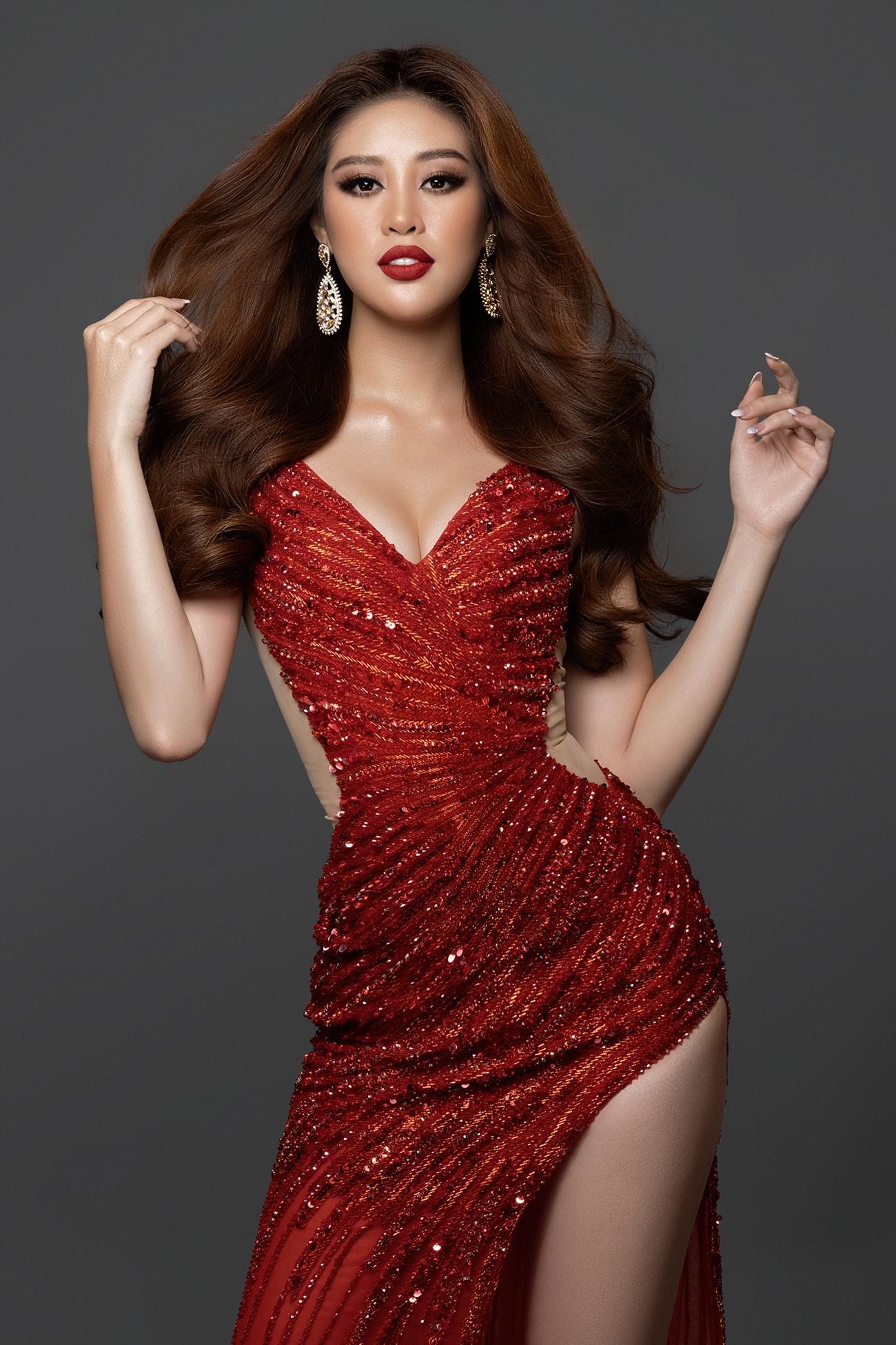 Khánh Vân diện váy cut-out khoe vòng một nóng bỏng trong bộ ảnh mừng sinh nhật ảnh 2