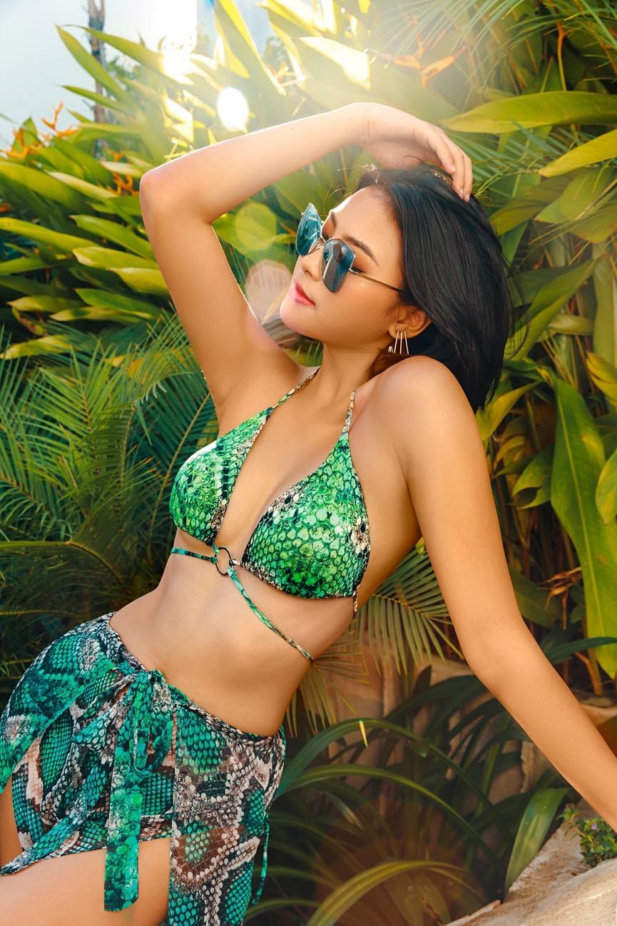 Sắc vóc nóng bỏng của các 'Người đẹp Biển' của Hoa hậu Việt Nam qua một thập kỷ ảnh 12