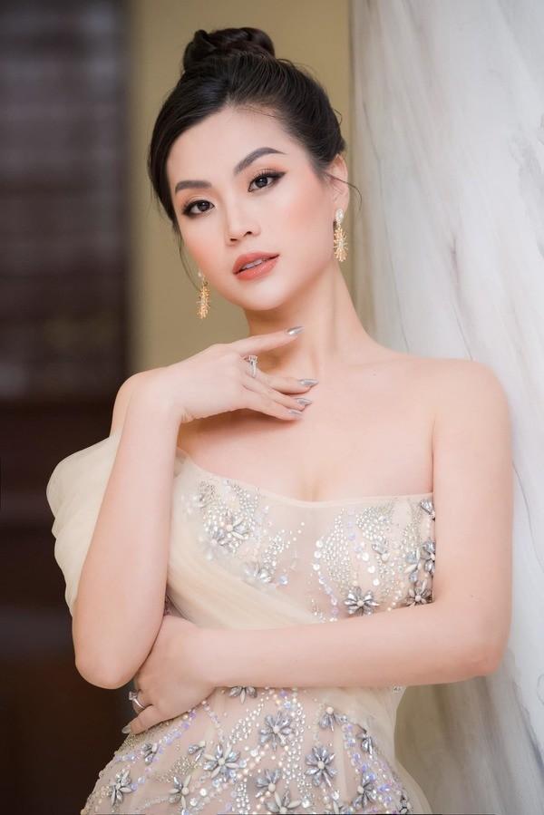 Nhan sắc các người đẹp giành giải 'Gương mặt đẹp nhất' tại Hoa hậu Việt Nam giờ ra sao? ảnh 10
