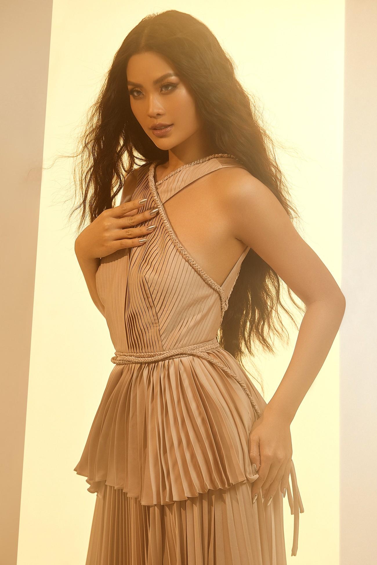 Nhan sắc các người đẹp giành giải 'Gương mặt đẹp nhất' tại Hoa hậu Việt Nam giờ ra sao? ảnh 11