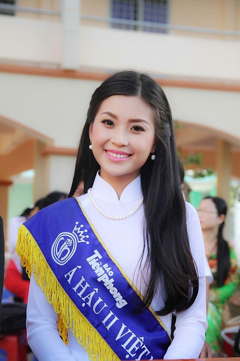 Nhan sắc các người đẹp giành giải 'Gương mặt đẹp nhất' tại Hoa hậu Việt Nam giờ ra sao? ảnh 8