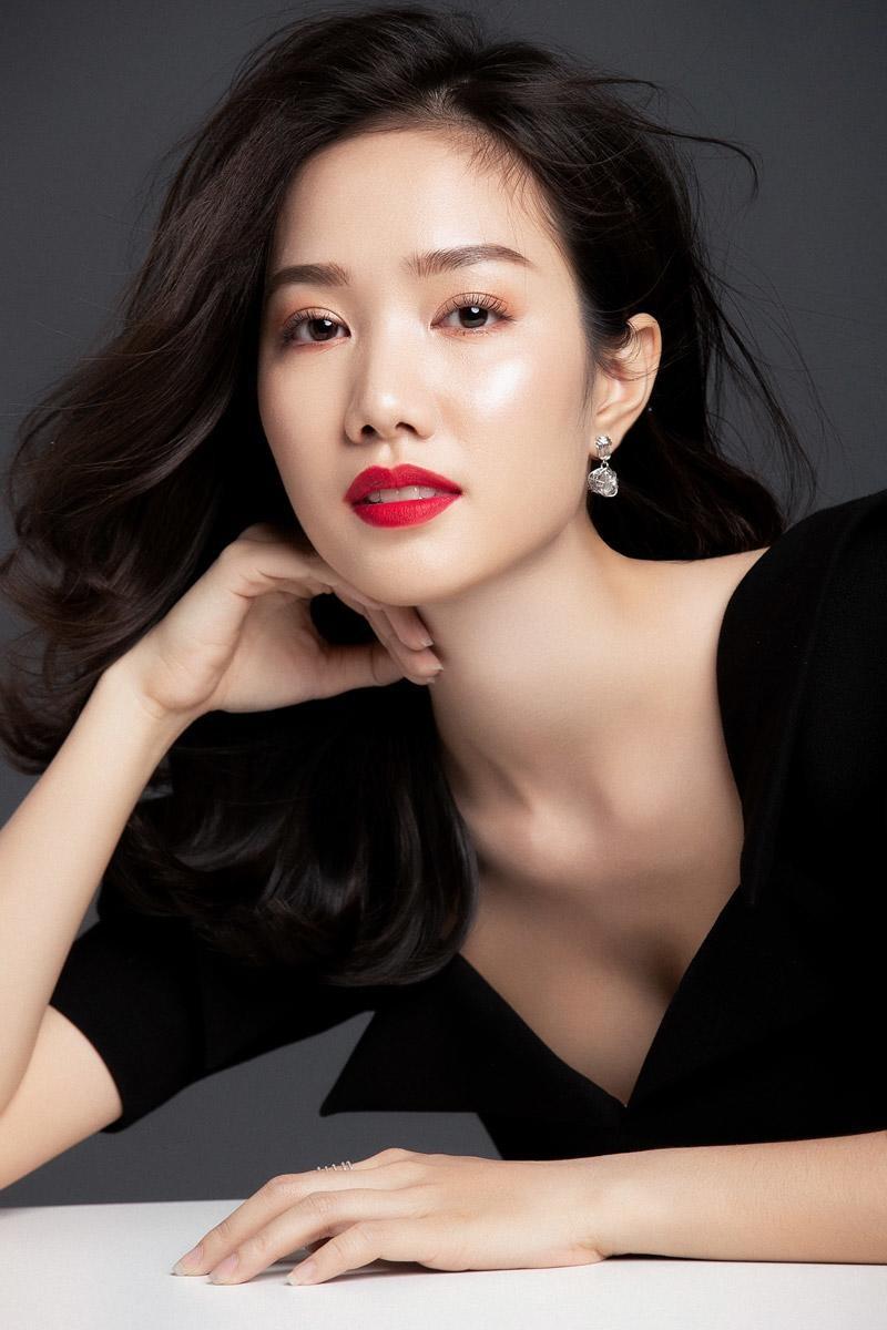Nhan sắc các người đẹp giành giải 'Gương mặt đẹp nhất' tại Hoa hậu Việt Nam giờ ra sao? ảnh 4