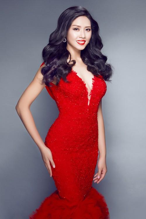 Nguyễn Thị Loan - Người đẹp nắm kỷ lục 'chinh chiến' nhan sắc quốc tế ra sao ở tuổi 31? ảnh 4