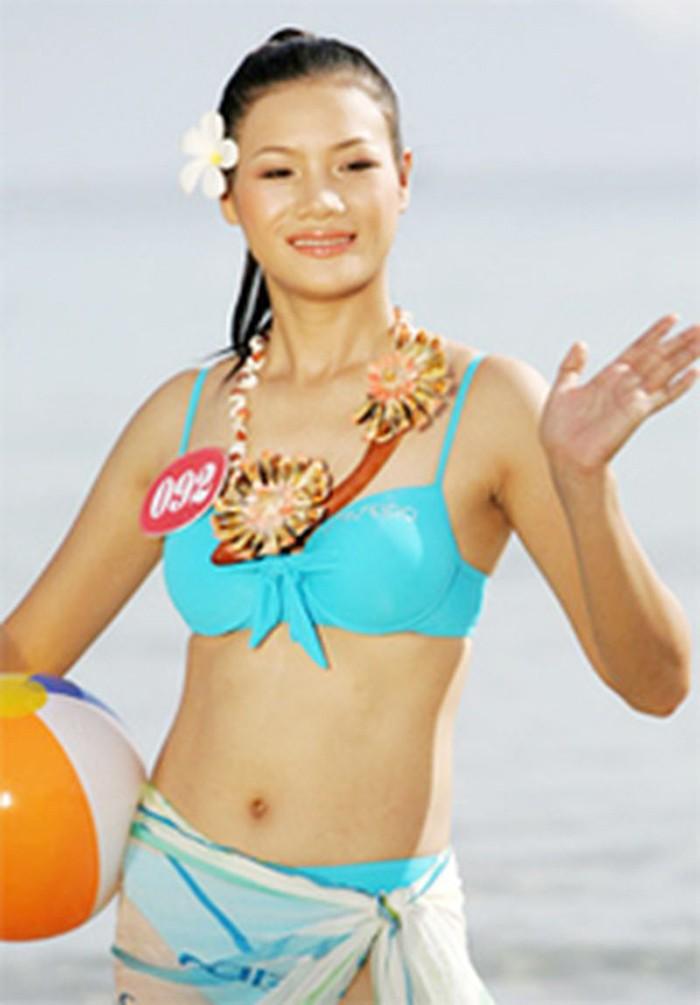 Dàn 'Người đẹp Thể thao' của Hoa hậu Việt Nam: Người là 'kình ngư', người giảm tới 32 kg ảnh 10