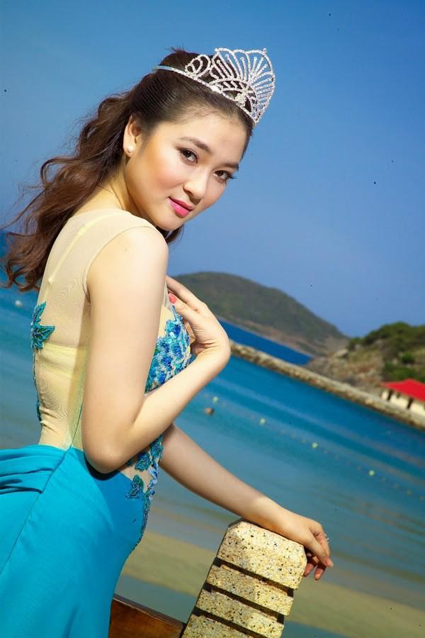 Sự nghiệp đáng nể của những 'Người đẹp ứng xử hay nhất' tại Hoa hậu Việt Nam ảnh 6