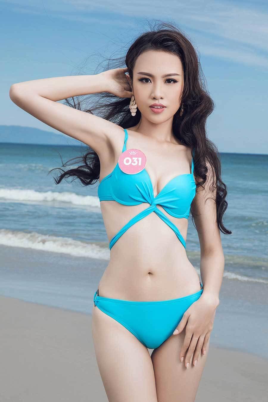 Dàn 'Người đẹp Thể thao' của Hoa hậu Việt Nam: Người là 'kình ngư', người giảm tới 32 kg ảnh 8