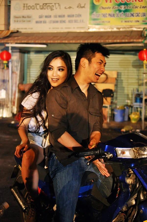 Huỳnh Bích Phương - Người đẹp được yêu thích nhất Hoa hậu Việt nam 2010 giờ ra sao? ảnh 12