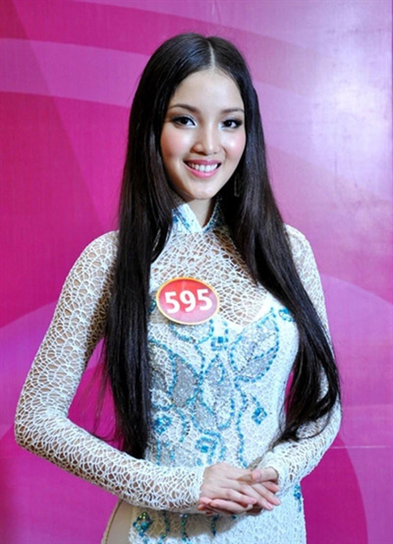 Huỳnh Bích Phương - Người đẹp được yêu thích nhất Hoa hậu Việt nam 2010 giờ ra sao? ảnh 1