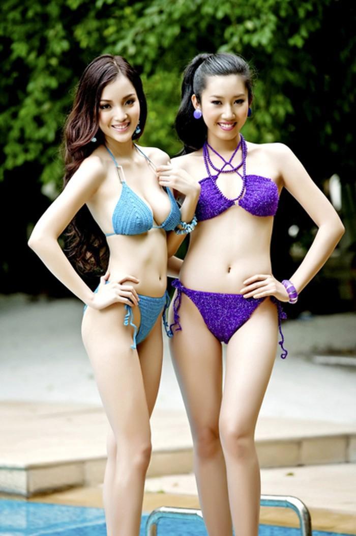 Huỳnh Bích Phương - Người đẹp được yêu thích nhất Hoa hậu Việt nam 2010 giờ ra sao? ảnh 4