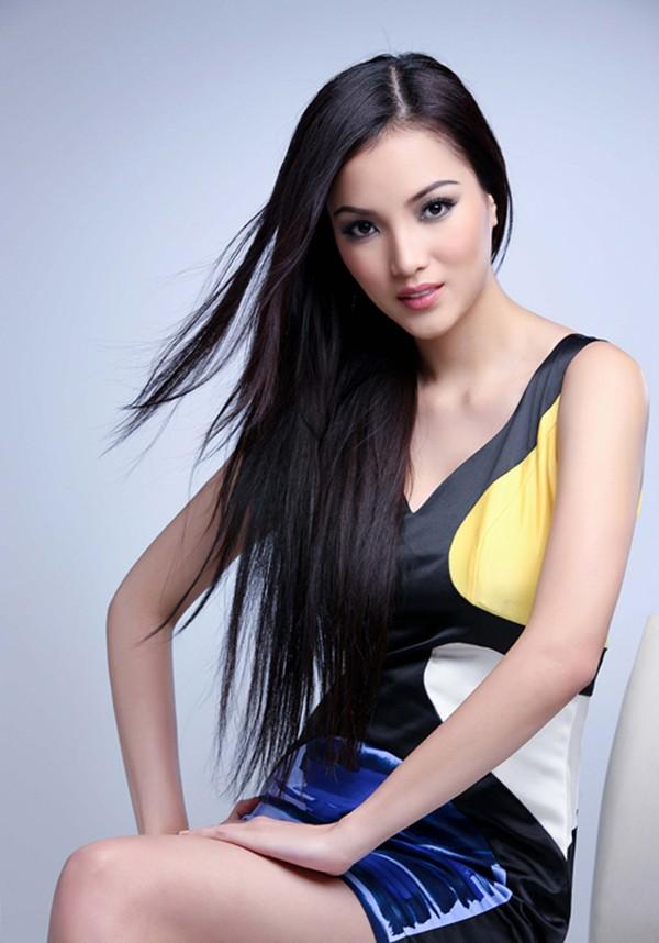 Huỳnh Bích Phương - Người đẹp được yêu thích nhất Hoa hậu Việt nam 2010 giờ ra sao? ảnh 6