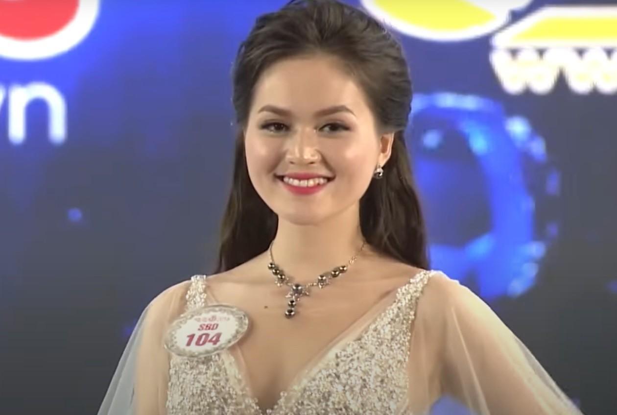 Hai người đẹp hiếm hoi giành giải 'Mặc trang phục dạ hội đẹp nhất' tại Hoa hậu Việt Nam ảnh 6