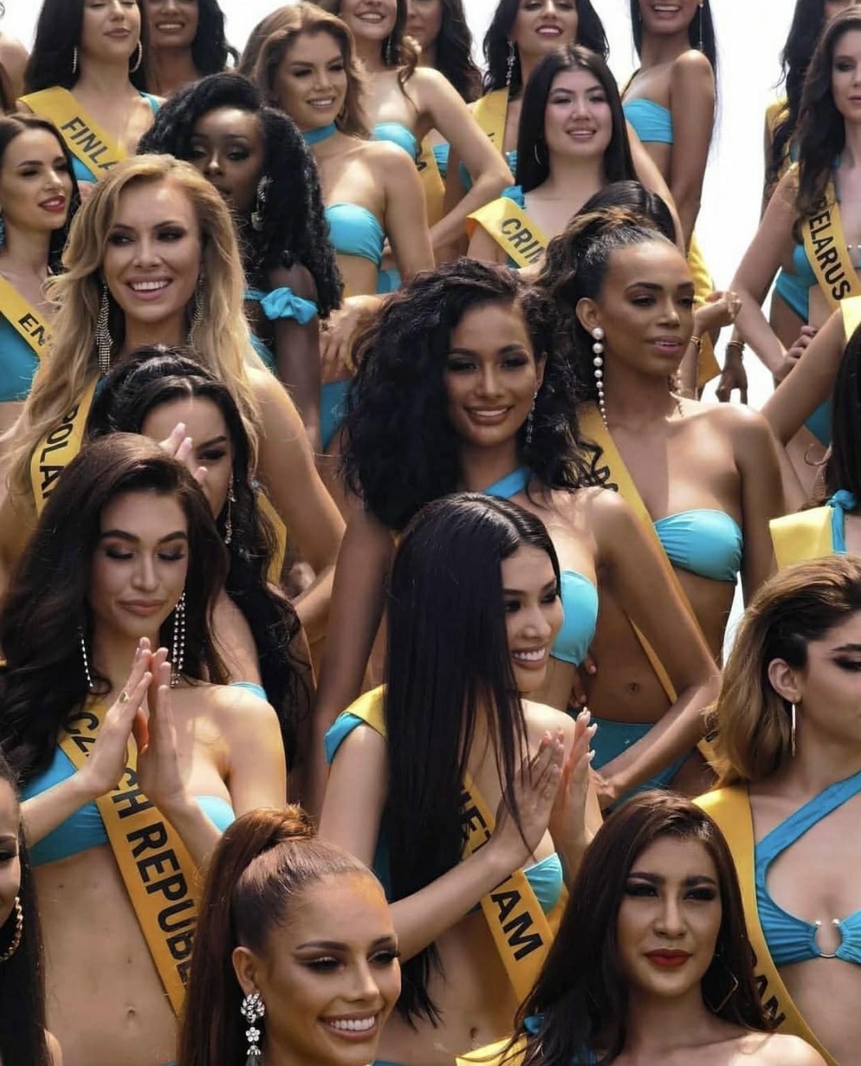 Ngắm body của á hậu Ngọc Thảo trong màn trình diễn áo tắm 'gây bão' ở Miss Grand ảnh 11