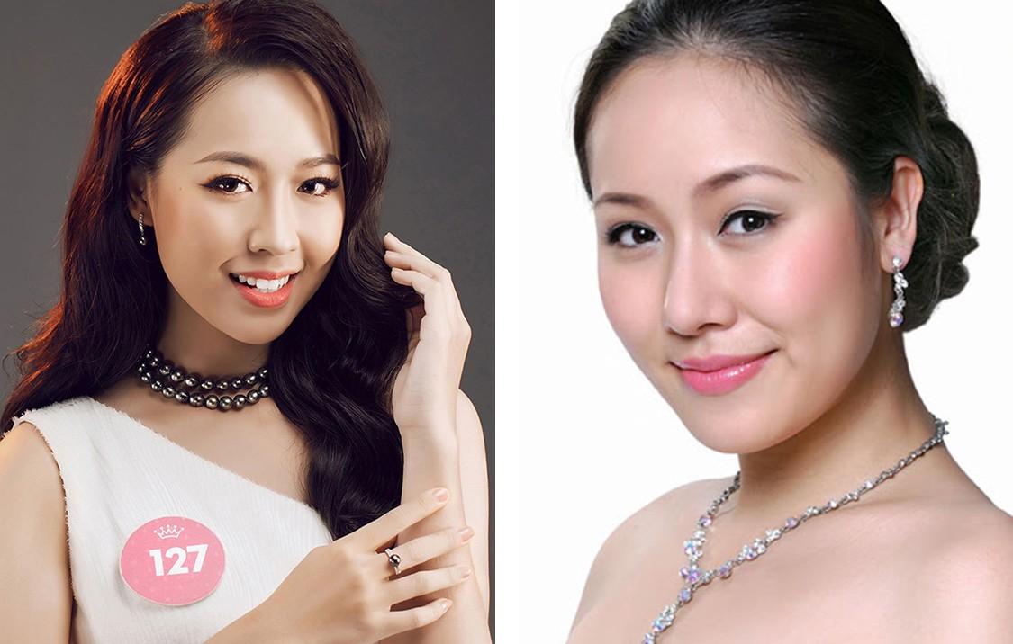 Nhan sắc những người đẹp Hoa hậu Việt Nam được ví là 'bản sao' của người nổi tiếng ảnh 15