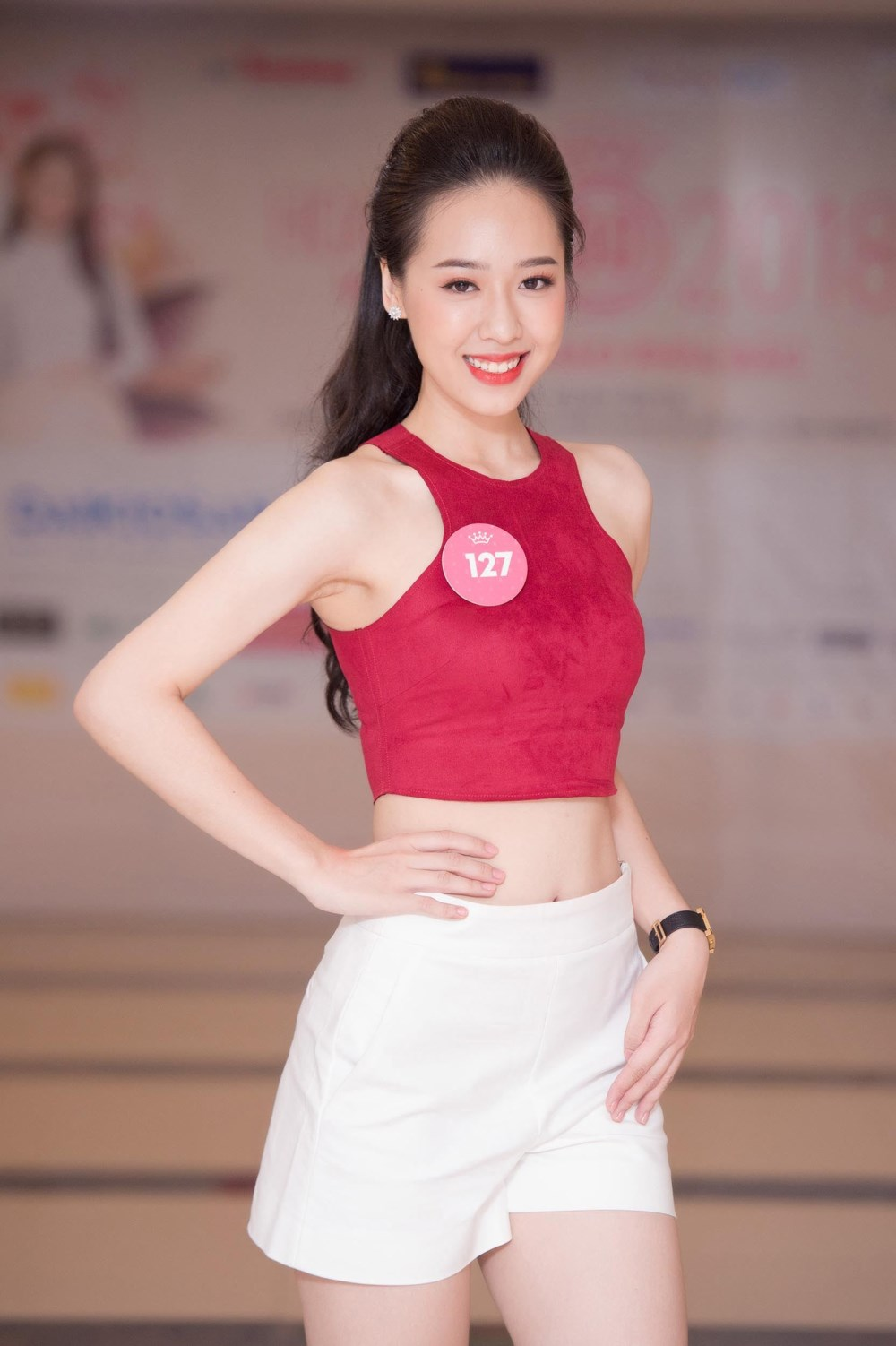 Nhan sắc những người đẹp Hoa hậu Việt Nam được ví là 'bản sao' của người nổi tiếng ảnh 13