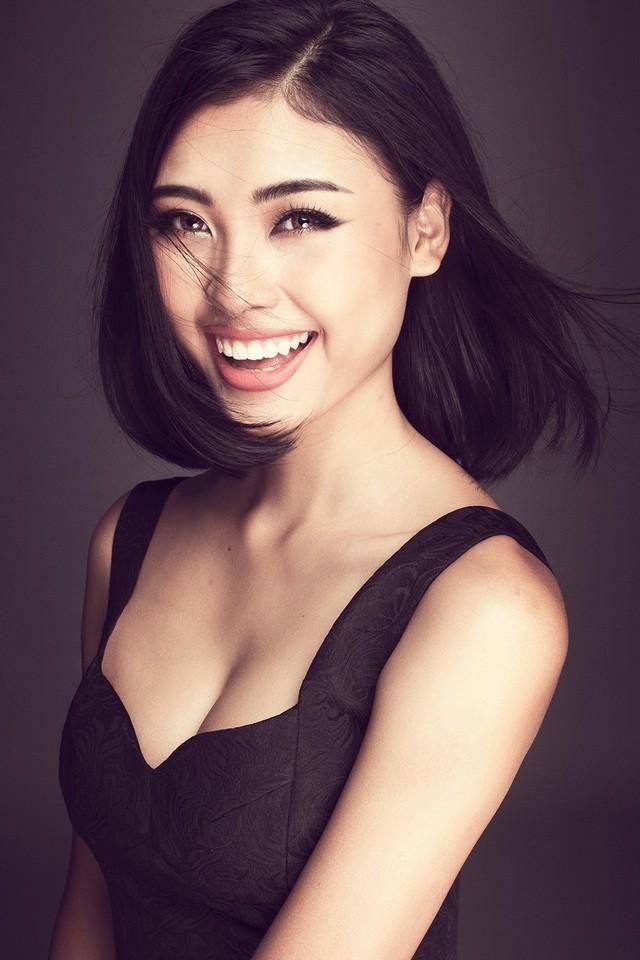 Nhan sắc những người đẹp Hoa hậu Việt Nam được ví là 'bản sao' của người nổi tiếng ảnh 17