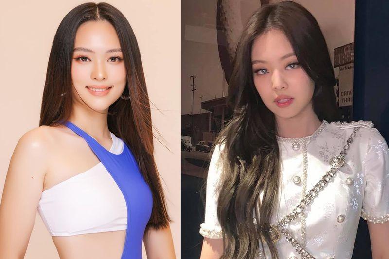 Nhan sắc những người đẹp Hoa hậu Việt Nam được ví là 'bản sao' của người nổi tiếng ảnh 3