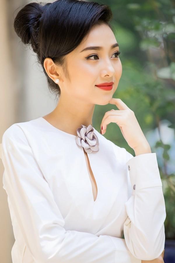'Nàng thơ xứ Quảng' Bùi Nữ Kiều Vỹ từng dự thi Hoa hậu Việt Nam 2016 giờ ra sao? ảnh 8