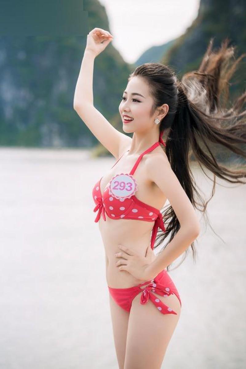 'Nàng thơ xứ Quảng' Bùi Nữ Kiều Vỹ từng dự thi Hoa hậu Việt Nam 2016 giờ ra sao? ảnh 3