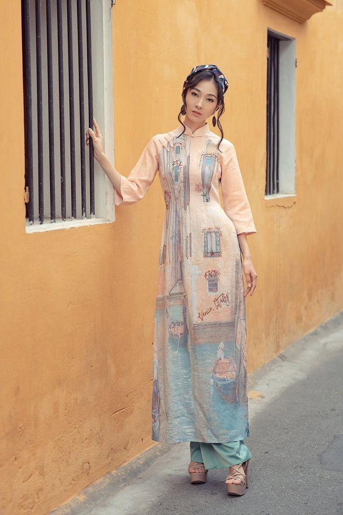 'Nàng thơ xứ Quảng' Bùi Nữ Kiều Vỹ từng dự thi Hoa hậu Việt Nam 2016 giờ ra sao? ảnh 13