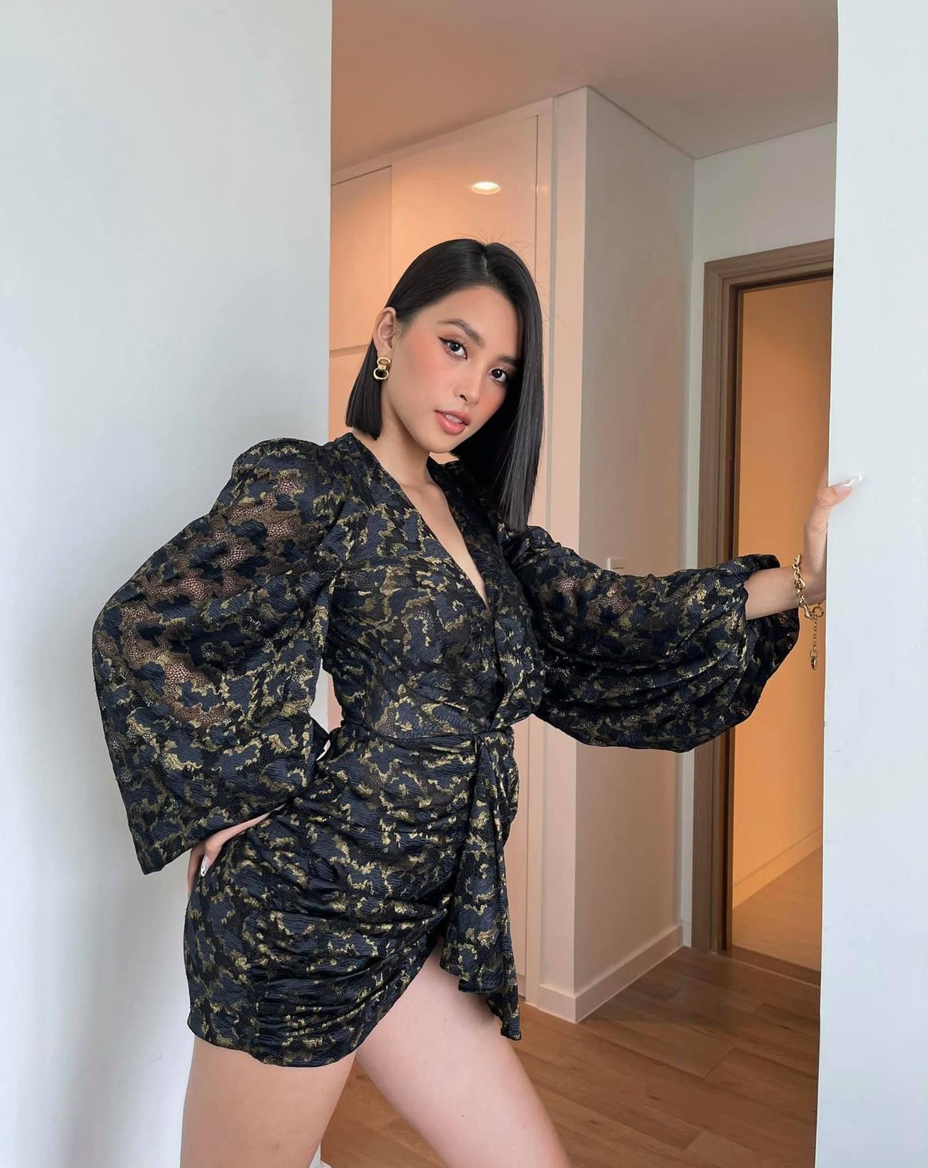 Nhan sắc 'thăng hạng' đầy nóng bỏng của Hoa hậu Tiểu Vy sau khi hết nhiệm kỳ ảnh 11
