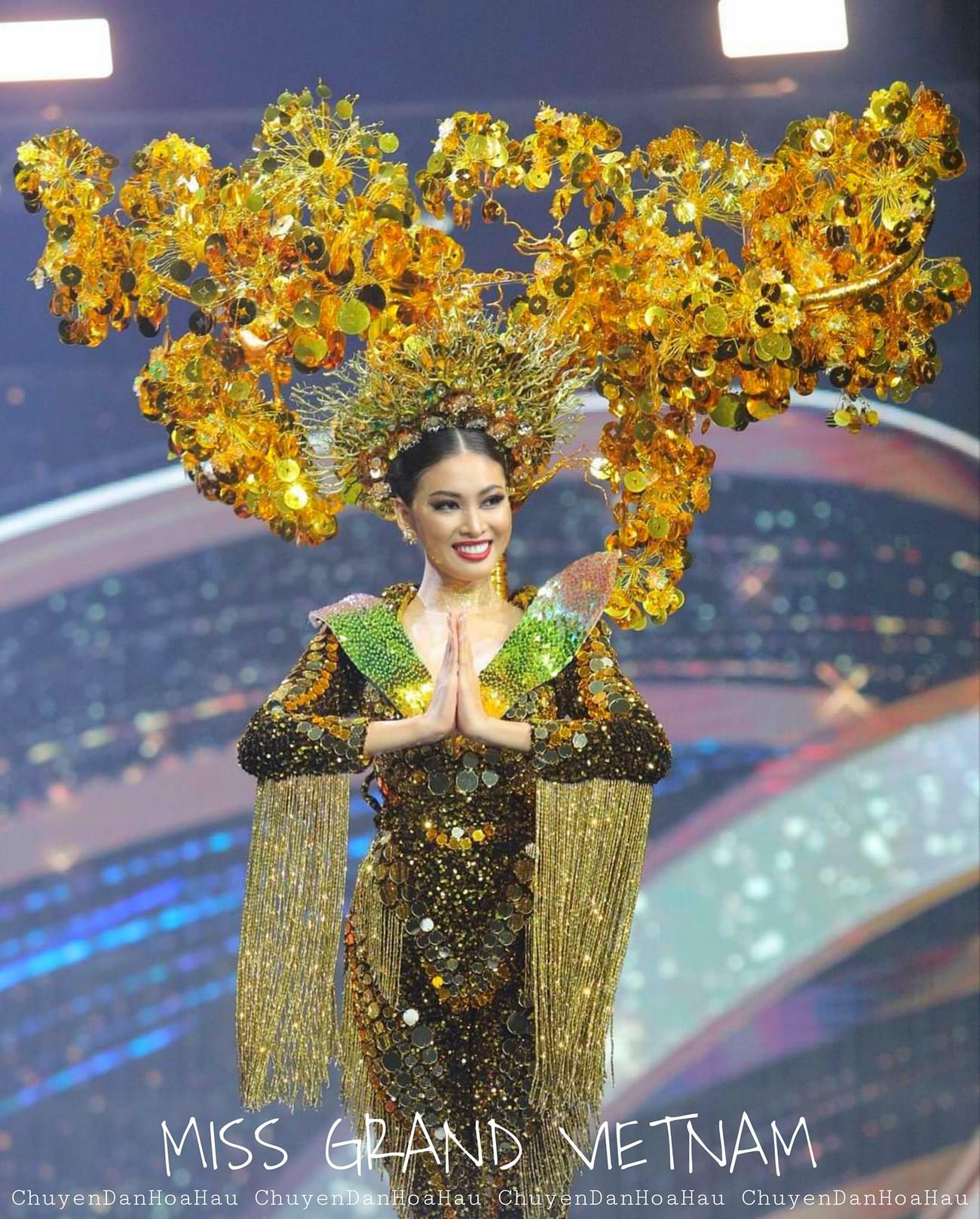 Thần thái 'Lá ngọc cành vàng' kiêu sa của Ngọc Thảo qua ống kính phóng viên quốc tế ảnh 2