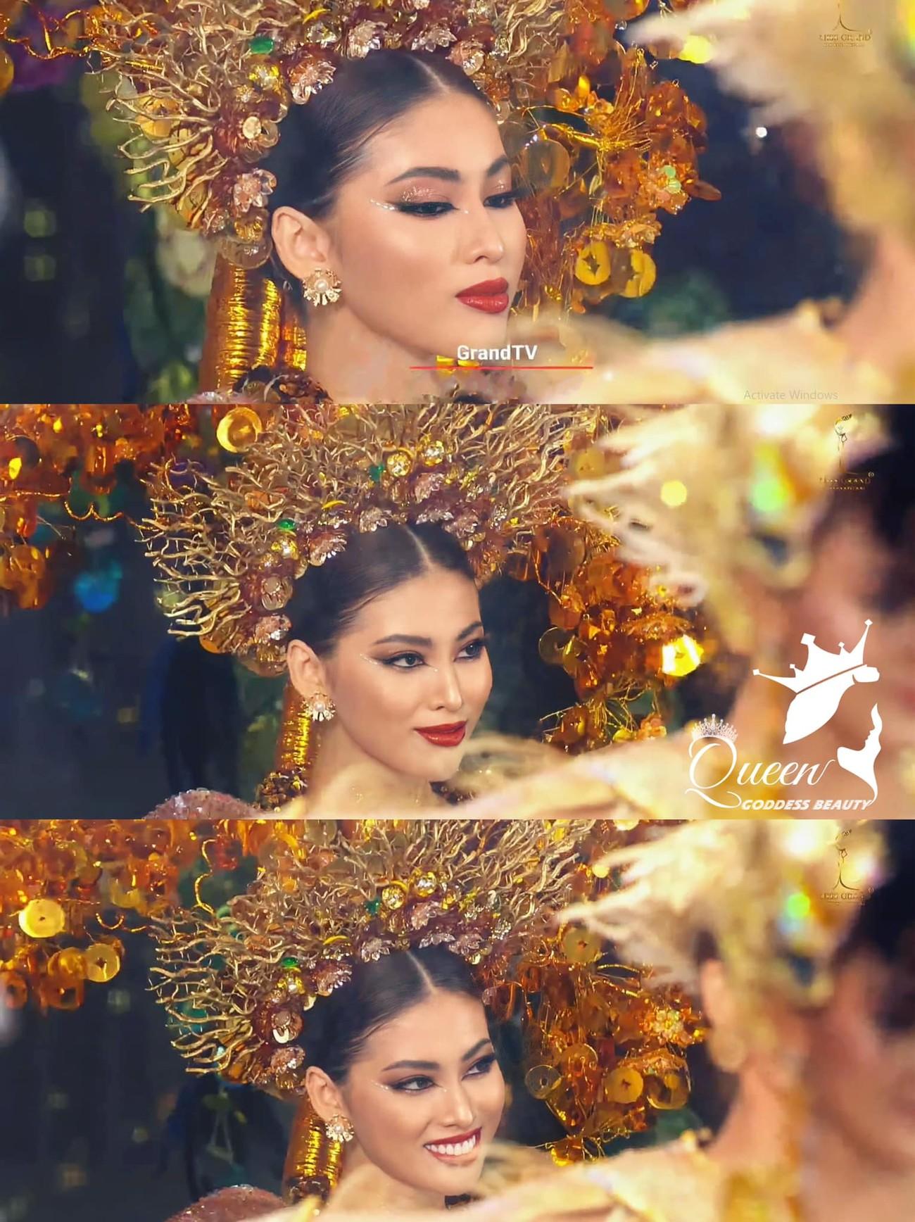 Thần thái 'Lá ngọc cành vàng' kiêu sa của Ngọc Thảo qua ống kính phóng viên quốc tế ảnh 9