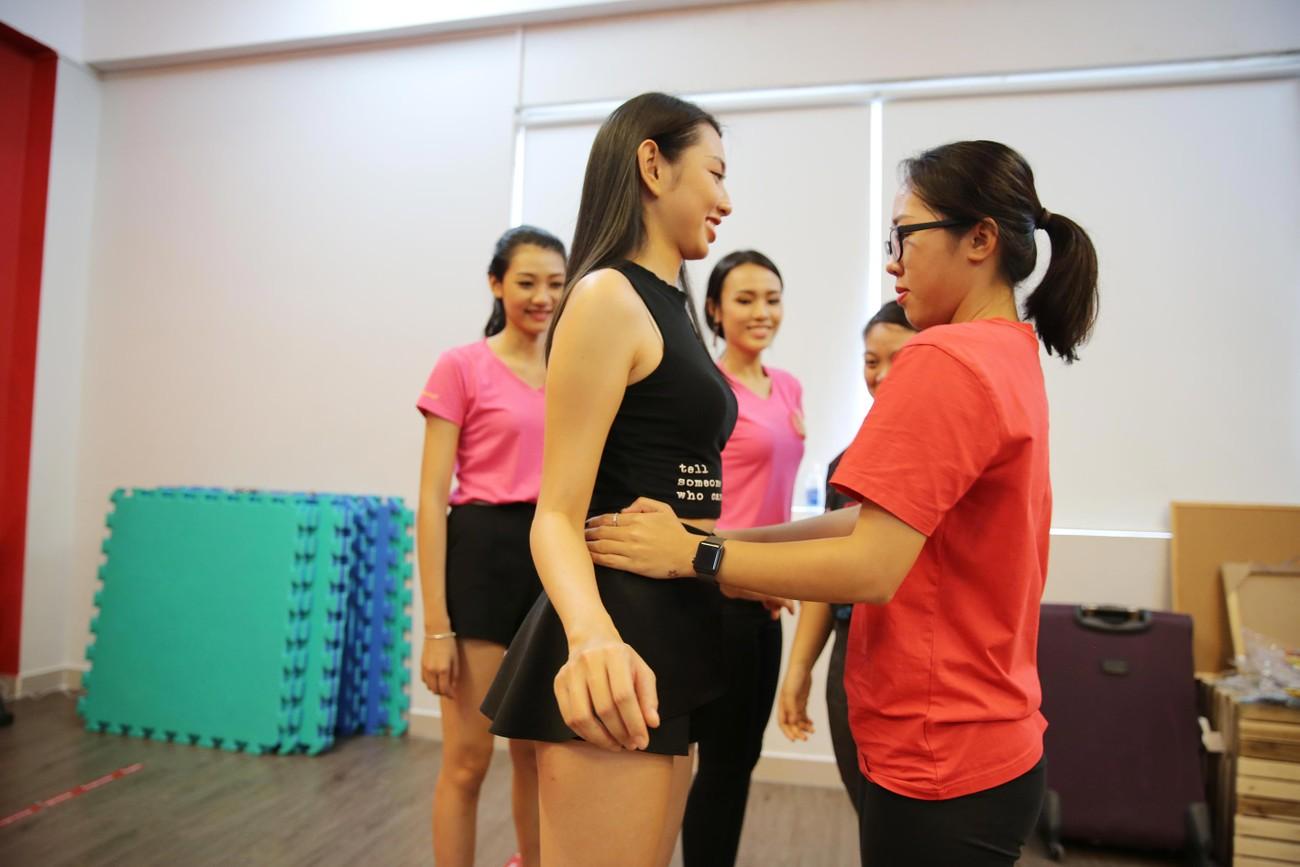 Thí sinh tài năng sẽ khuấy động sân khấu Chung kết Hoa hậu Việt Nam ảnh 5