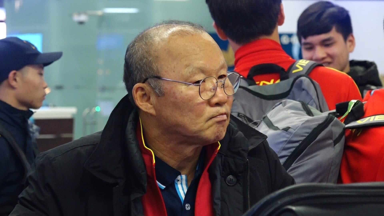 U23 Việt Nam sang Hàn Quốc tập huấn lúc nửa đêm ảnh 8
