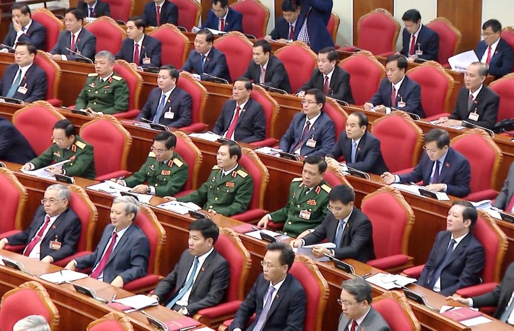 Đồng chí Nguyễn Phú Trọng tái đắc cử Tổng Bí thư ảnh 4