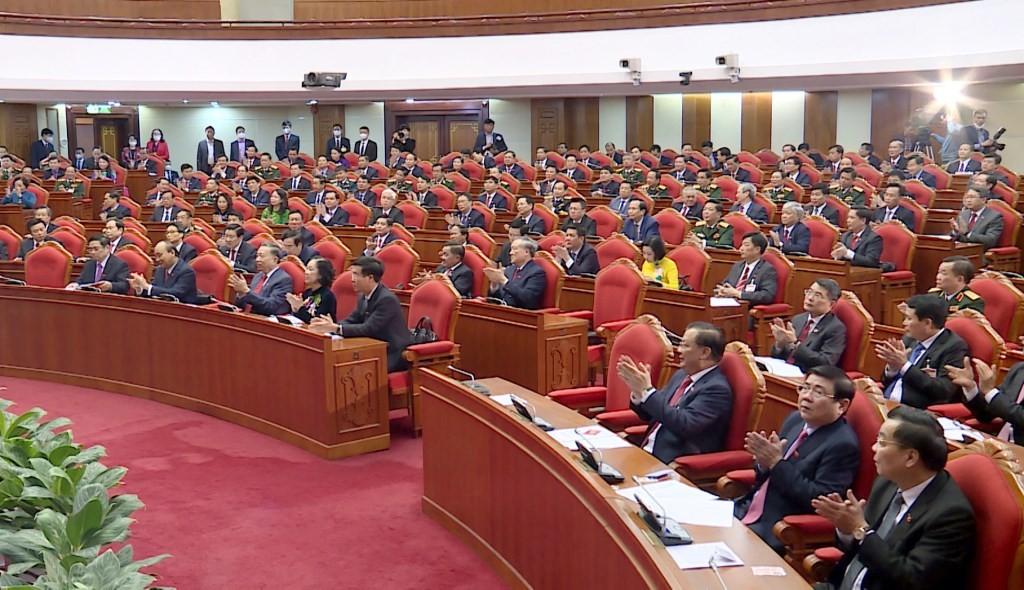 Đồng chí Nguyễn Phú Trọng tái đắc cử Tổng Bí thư ảnh 2