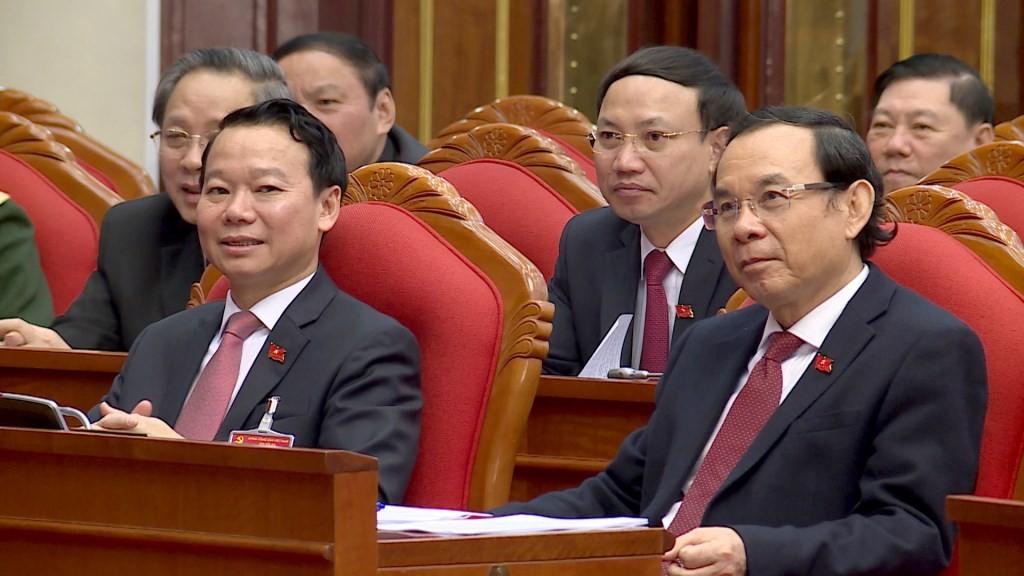 Đồng chí Nguyễn Phú Trọng tái đắc cử Tổng Bí thư ảnh 5
