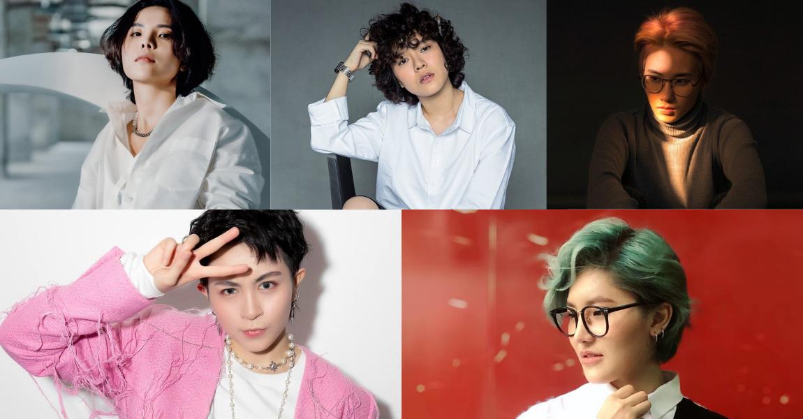 """5 nghệ sĩ tomboy của V-Biz: Người """"cân"""" từ hát đến sáng tác, người đang chờ """"bùng nổ"""" ảnh 1"""