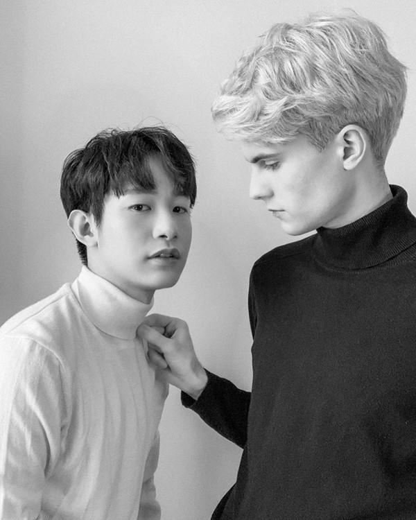 Tình yêu 5 năm của 2 chàng trai Canada - Hàn Quốc thu hút hơn 300K lượt followers trên MXH ảnh 5