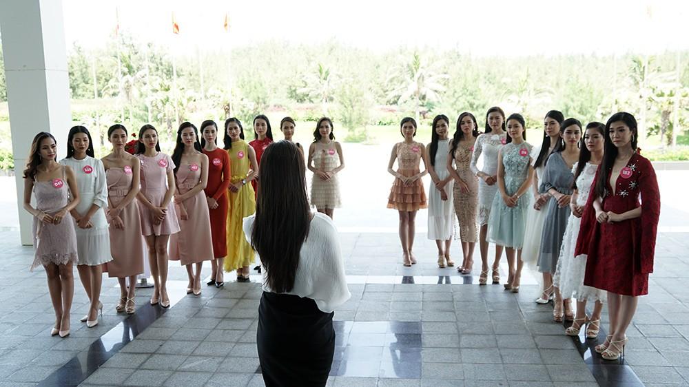 Thí sinh phía Nam HHVN 2018 bắt đầu hành trình nhân ái ảnh 2