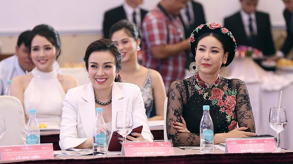 Toàn cảnh họp báo Chung kết Hoa hậu Việt Nam 2018 ảnh 4