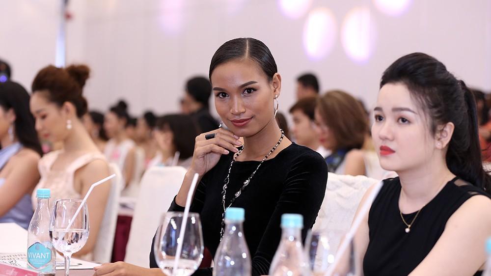 Toàn cảnh họp báo Chung kết Hoa hậu Việt Nam 2018 ảnh 6