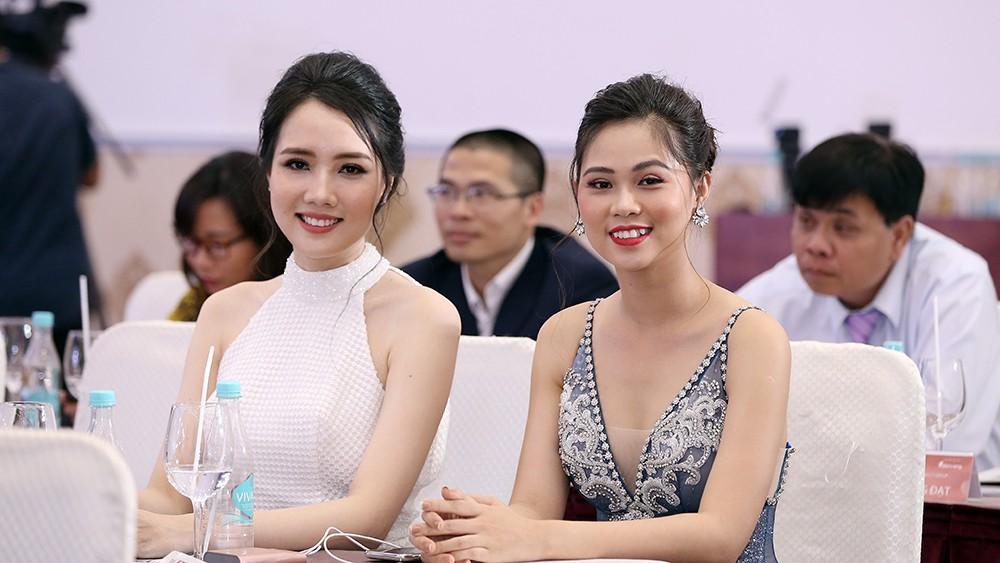 Toàn cảnh họp báo Chung kết Hoa hậu Việt Nam 2018 ảnh 7