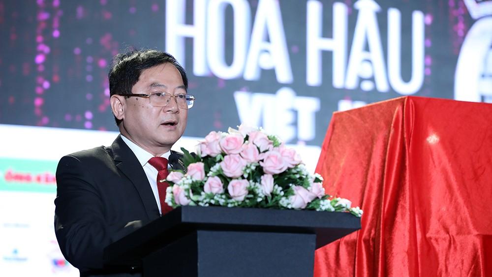 Toàn cảnh họp báo Chung kết Hoa hậu Việt Nam 2018 ảnh 11