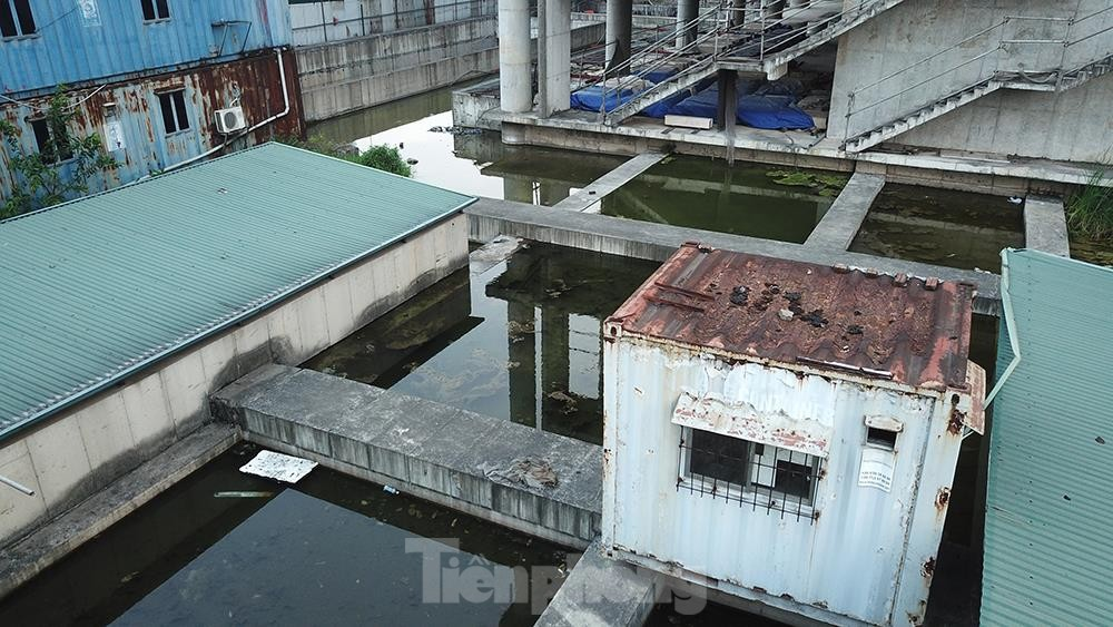 Nhìn gần tháp nghìn tỷ bị bỏ hoang lâu năm đang xin bán tại Hà Nội ảnh 6