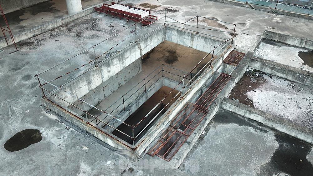 Nhìn gần tháp nghìn tỷ bị bỏ hoang lâu năm đang xin bán tại Hà Nội ảnh 7