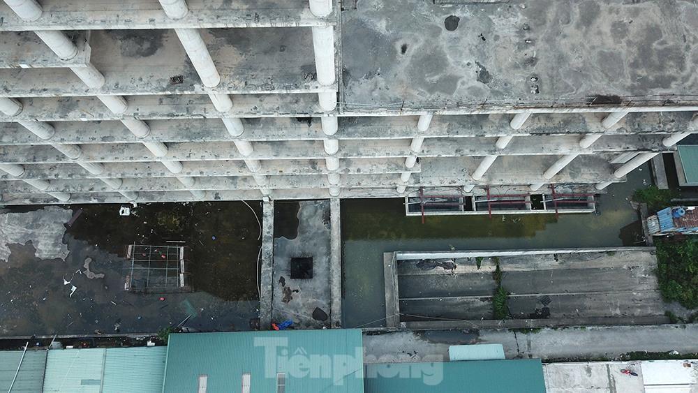 Nhìn gần tháp nghìn tỷ bị bỏ hoang lâu năm đang xin bán tại Hà Nội ảnh 8