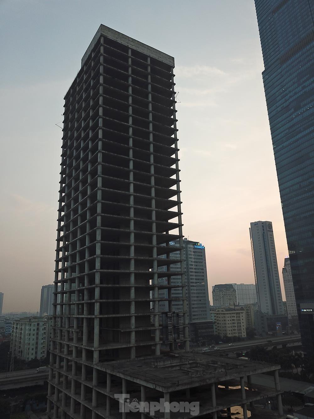 Nhìn gần tháp nghìn tỷ bị bỏ hoang lâu năm đang xin bán tại Hà Nội ảnh 10