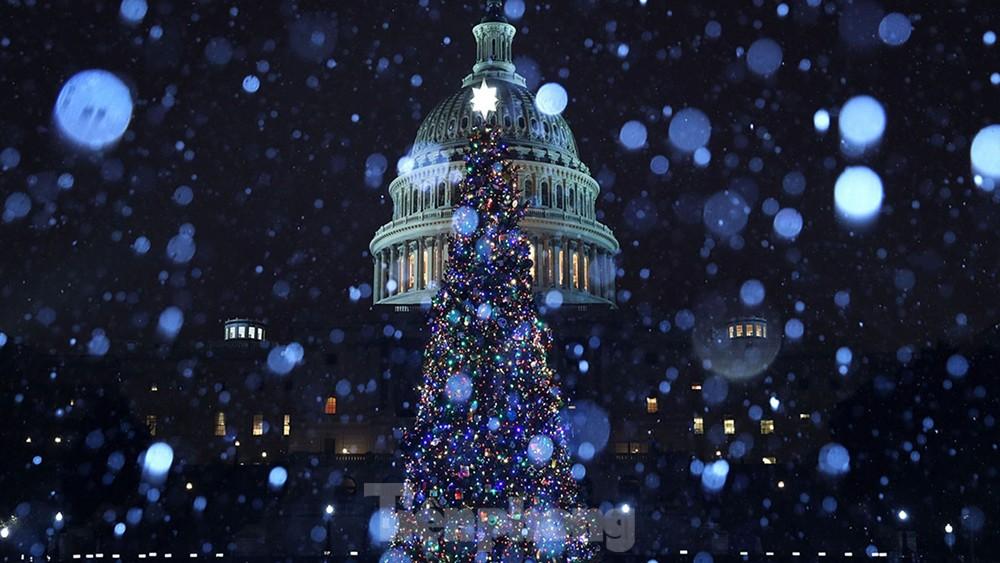 Hình ảnh không khí Giáng sinh 2019 tràn ngập khắp nơi trên thế giới ảnh 1