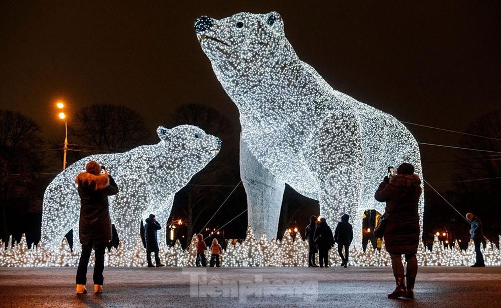 Hình ảnh không khí Giáng sinh 2019 tràn ngập khắp nơi trên thế giới ảnh 2