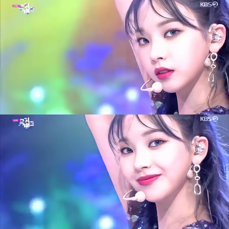 """Chỉ cần để tóc mái thưa, Karina (aespa) khiến netizen phải công nhận """"mỹ nhân thế hệ mới"""" ảnh 5"""