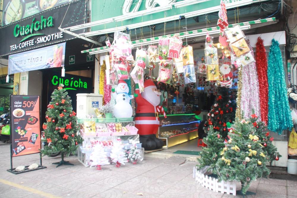 Phố Sài Gòn lung linh đón Giáng sinh ảnh 1