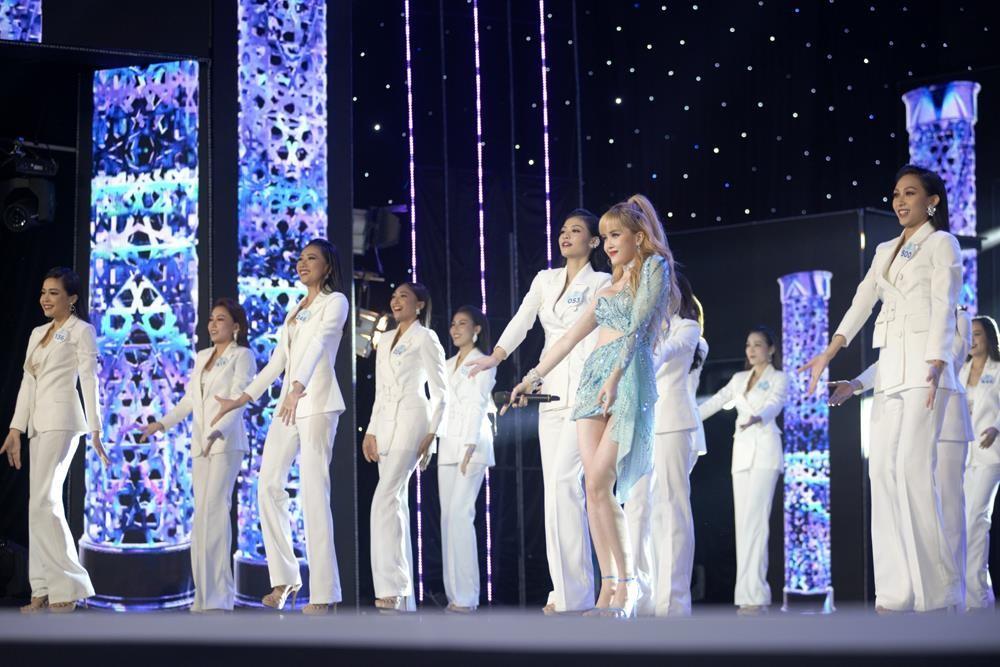 Hình ảnh ấn tượng tại đêm Chung khảo phía Nam Miss World Vietnam 2019 ảnh 1