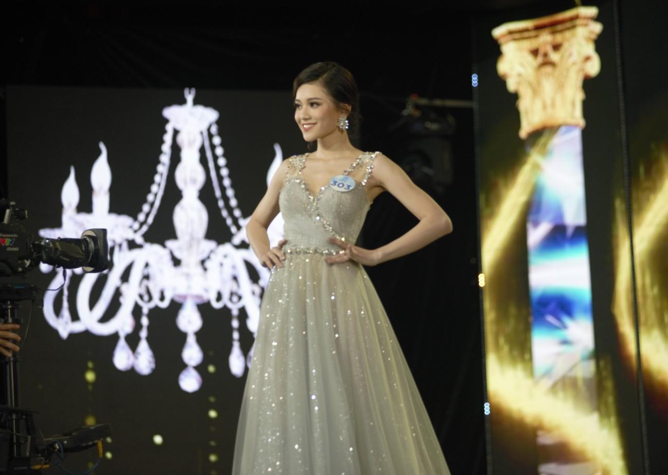 Hình ảnh ấn tượng tại đêm Chung khảo phía Nam Miss World Vietnam 2019 ảnh 12
